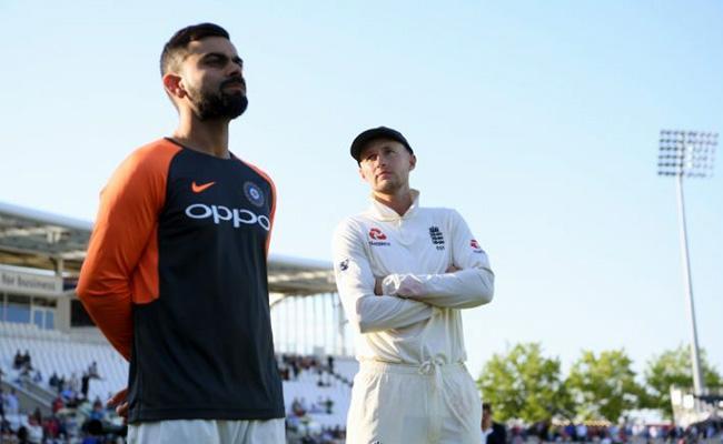 Virat Kohli Says England Braver Than Us In Tougher Situations - Sakshi