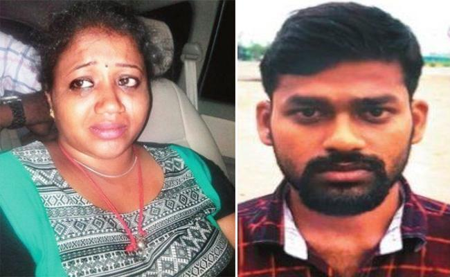 Child Murderer Abhirami Arrest In Kanya Kumari - Sakshi