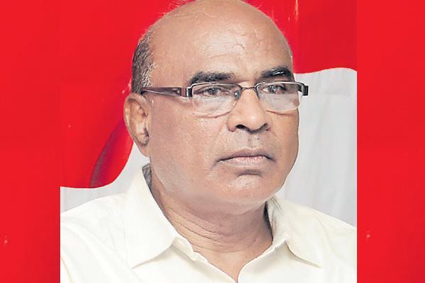 Chada venkat reddy commented over kcr - Sakshi