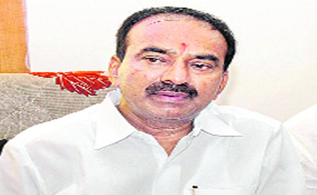 TRS Government Wants To Construct BC Bhavans - Sakshi