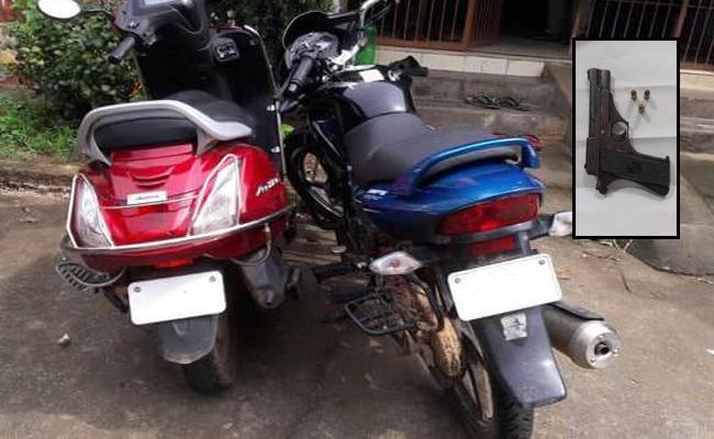 Robbery Gang Arrest In Orissa - Sakshi