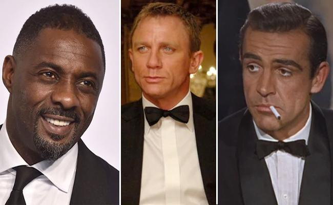 Who Is New James Bond - Sakshi