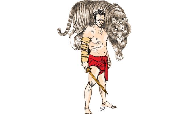 An Ancient King Story In Sakshi Sahityam