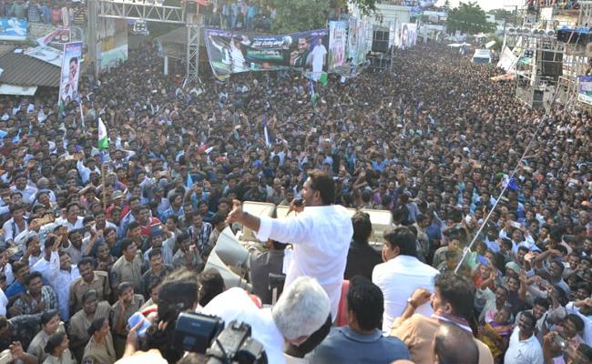 YS Jagan Mohan Reddy Speech At K Kotapadu - Sakshi