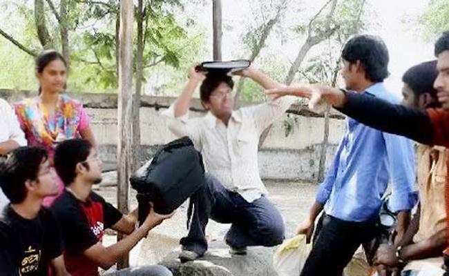 Studets Suspend For Ragging In Medical College Tamil Nadu - Sakshi
