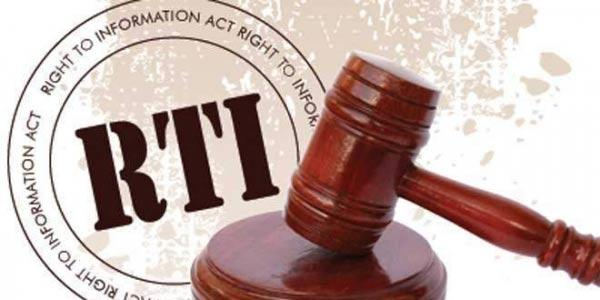 RTI applicant in MP asked to pay GST for information - Sakshi