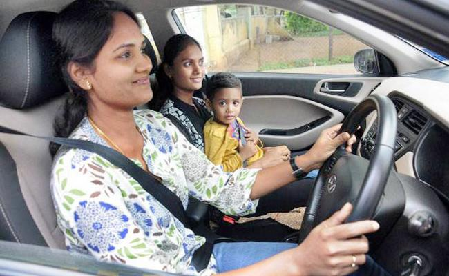 Seat Belt Safety For Driving  - Sakshi
