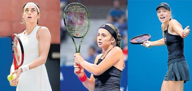 Wimbledon champion Kerber out of US Open - Sakshi