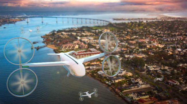Uber Eats Is Very Keen On Using Drones For Delivering Food In The Near Future - Sakshi