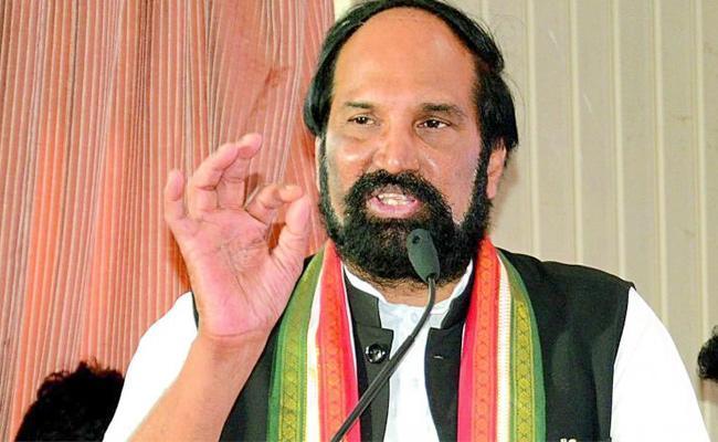 TPCC Chief Uttam Kumar Reddy Fires On Danam Nagender - Sakshi