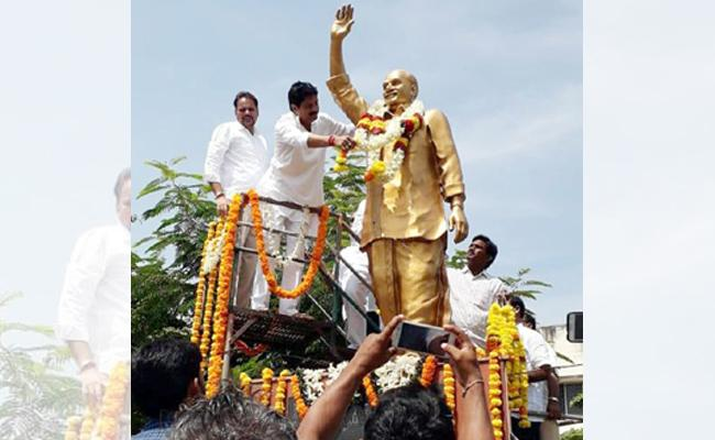 YSR Death Anniversary In Vizianagaram - Sakshi