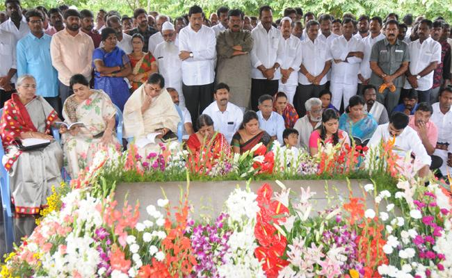 YS Rajasekhara Reddy Death Anniversary In YSR Kadapa - Sakshi