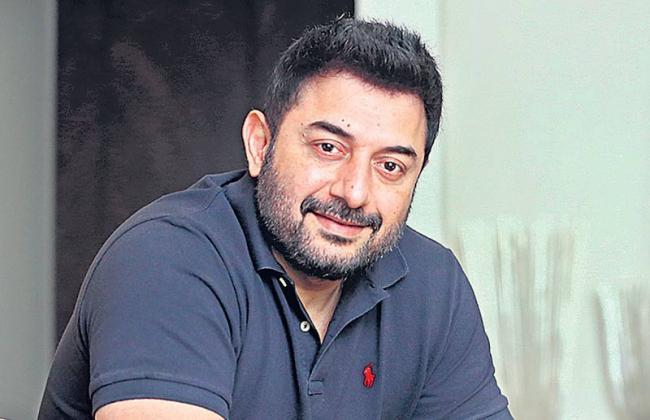 aravinda swamy interview about nawab - Sakshi