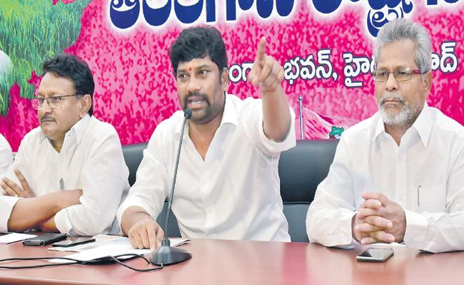 TRS Leader Balka Suman Comments On Revanth Reddy - Sakshi