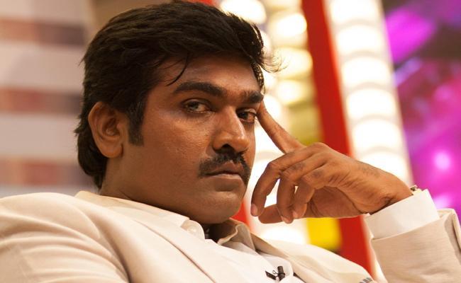 Vijay Sethupathi Explains About IT Raid - Sakshi