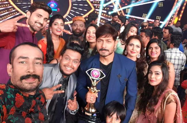 Kaushal Wins Big boss 2 Telugu Title! - Sakshi