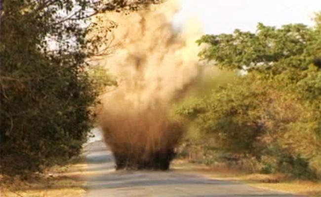 Karakagudem Area Bomb Blast Case Khammam - Sakshi