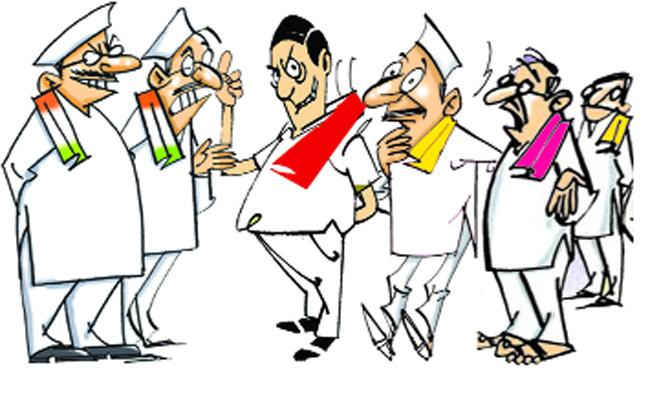 Early Elections In Telangana Assembly Khammam Politics - Sakshi