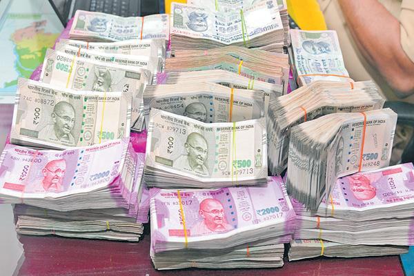 Rs 5,500 crore tender for work! - Sakshi