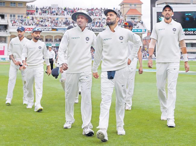 Main reasons for Indian defeat - Sakshi