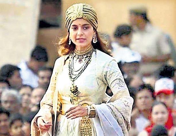 Kangana Ranaut to re-shoot major portions of Manikarnika - Sakshi