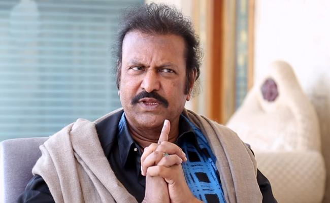 Mohan Babu Responds On Fasaak Trolling - Sakshi