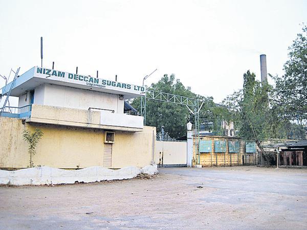 Good days for Nizam Sugars - Sakshi