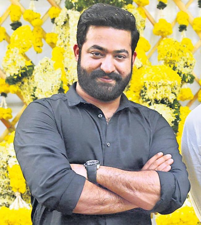 Jr NTR Back To Shoot Of Aravinda Sametha Veera Raghava - Sakshi