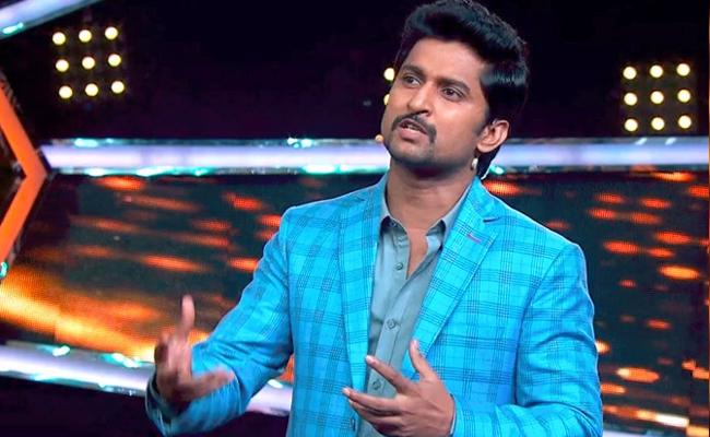 Bigg Boss 2 Telugu Host Nani Break Silence On Trolls - Sakshi