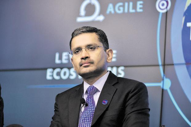 TCS market cap crosses Rs 8 lakh crore mark for the first time - Sakshi