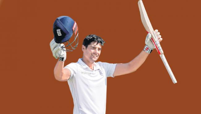 Alastair Cook announces retirement from international cricket - Sakshi