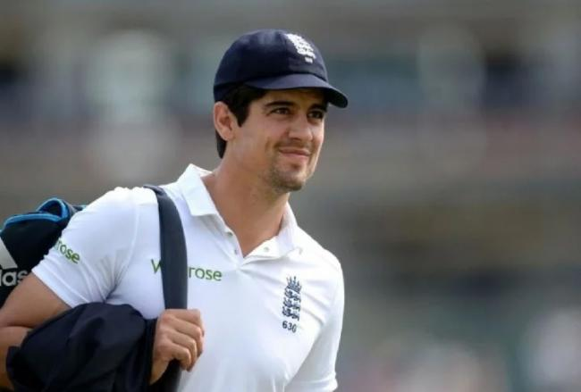 Alastair Cook retires from England duty - Sakshi
