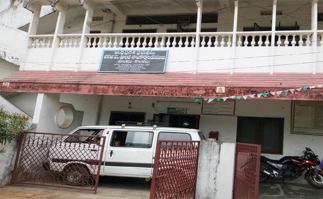 Adulteration Groceries In Vizianagaram - Sakshi