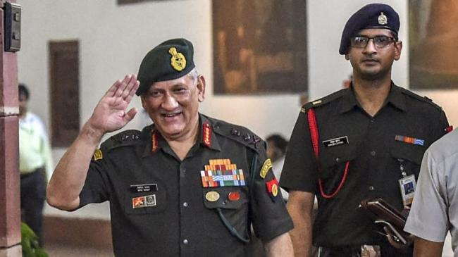 Army Chief Says Social Media Needs In Modern Warfare - Sakshi