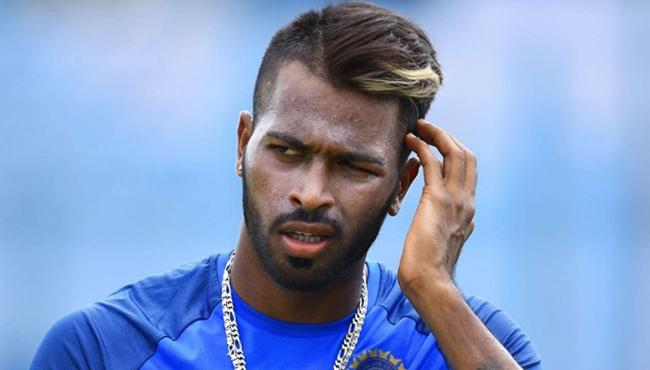 Hardik Pandya slammed as India lose Test series in England - Sakshi