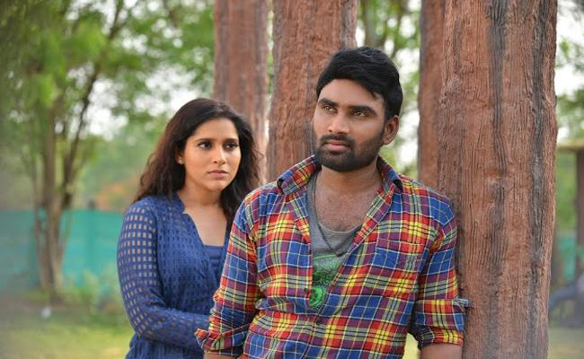Anthakuminchi Hero Complaint On Gouri Krishna - Sakshi