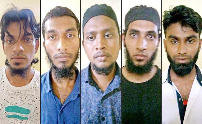 ISIS Supporters Arrest In Tamil Nadu - Sakshi
