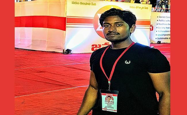 Actor Turned Politician Pawan Kalyan Fan Committed Suicide In Vijayawada - Sakshi