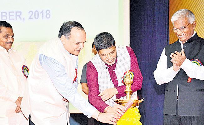 SK Joshi Praised Telangana State Programmes - Sakshi