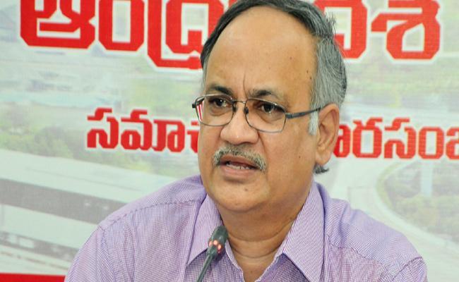 Kutumba Rao Fires On Undavalli Arun Kumar - Sakshi