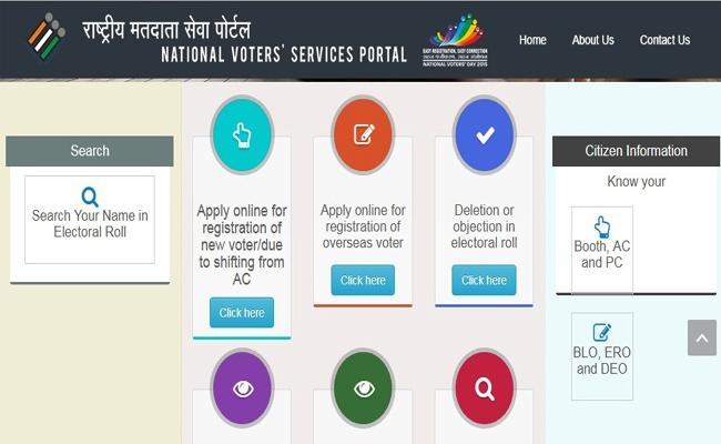 Online Applications For Voters List - Sakshi