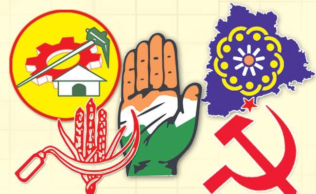 Is Congress And TDP Forming As Mahakutami In Telangana 2019 Elections - Sakshi
