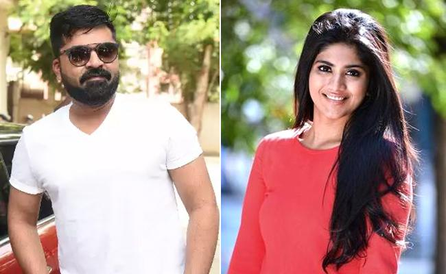 Megha akash to romance with Simbu for his next movie - Sakshi