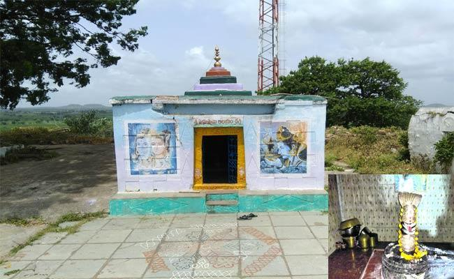 No Development  To 260 Years Temple - Sakshi