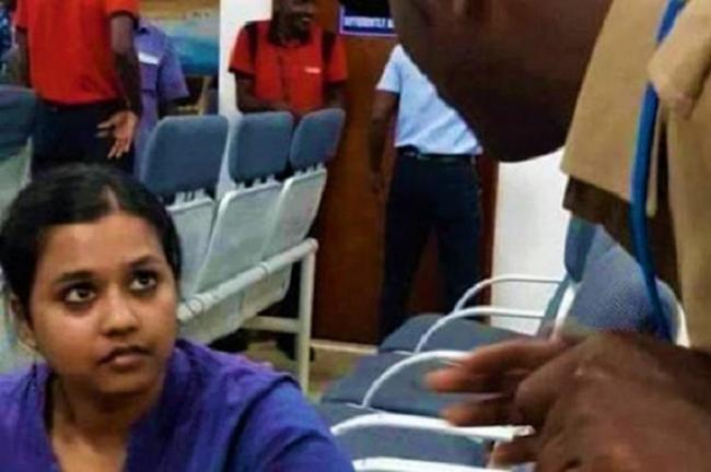 MK Stalin slams TN govt over student arrested for shouting anti-BJP slogans - Sakshi