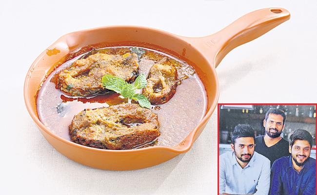 Telangana Spycy Kitchen Restaurant In Hyderabad - Sakshi