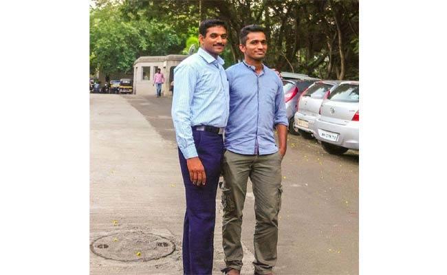 Teacher Helped To The Poor Boy - Sakshi