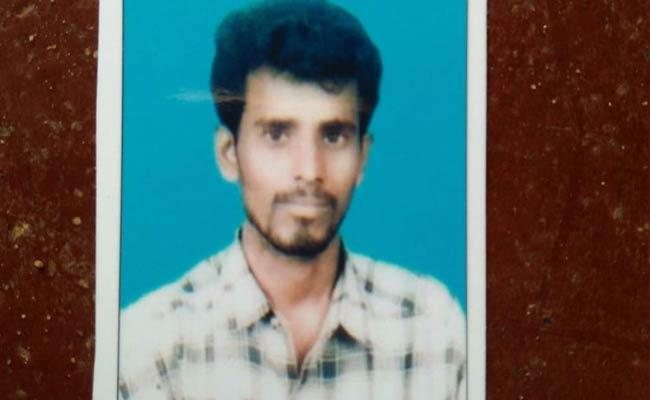Man Died In Train Accident  - Sakshi
