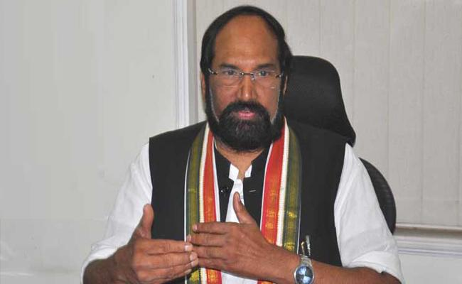 Uttam kumar Reddy Says Congress Ready For Elections - Sakshi