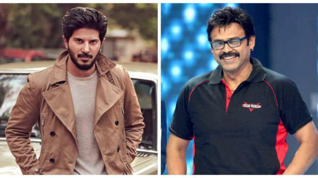Is Dulquer Salmaan Acting Venkatesh In A War Drama - Sakshi